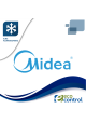 Split Midea Inverter