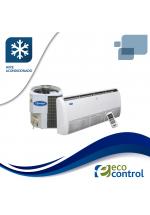 Split Consola Piso/Techo Carrier Space FC