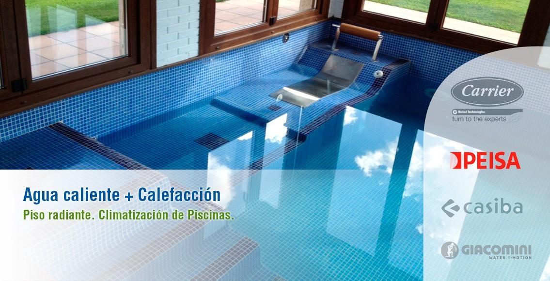 Climatización por Agua